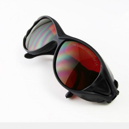 190-540 & 800-2000nm Infrared Laser Protecting Glasses OD4+