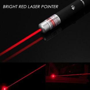 Bright 650nm Red Laser Pointer Pen Gadget Great Deals
