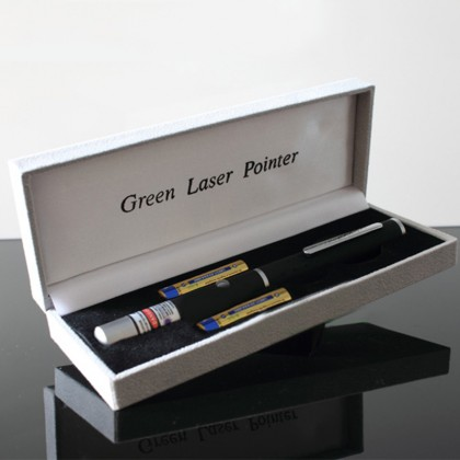 5mW - 200mW 405nm Stylish Mid-open Blue-violet Laser Pointer