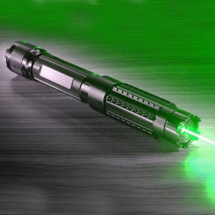 3000mW - 10000mW 532nm Green Laser Pointer Long Range Powerful Enough Burn Plastic