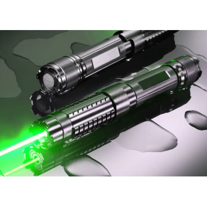 Hot Tactic Laser 3000mW - 10000mW 532nm Green Laser Pointer Extremely Long Range Powerful Burn Plastic