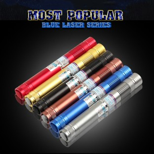 Extreme Strong Laser Pointer 1000mW - 5000mW Blue 450NM