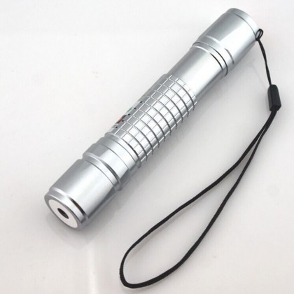 300mW High Power 532nm Green Laser Pointer Adjustable Visible Beam Flash Light