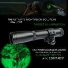 Green Laser Designator ND3x30 Hunting Long Distance