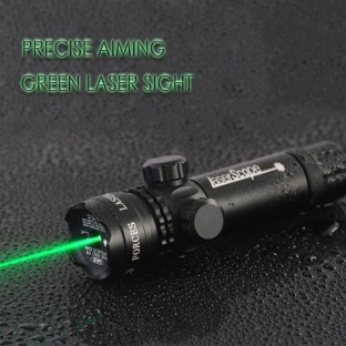 Tactical Laser Rifle Sight Scope 50mW Green Dot Sight for Hunting