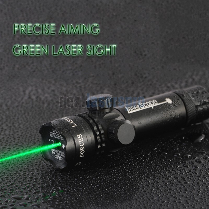 Tactical Laser Rifle Sight Scope 50mw Green Dot Sight For